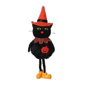 Halloween Doll Bar Riipus Pelottava Halloween Lapset Halloween Sisustus Kotiin Ulkona Patio Nurmikko Puutarha