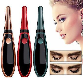 Electric Heated Eyelash Curler Perm Eyelashes Curled Eyelashes Beauty Makeup Tool