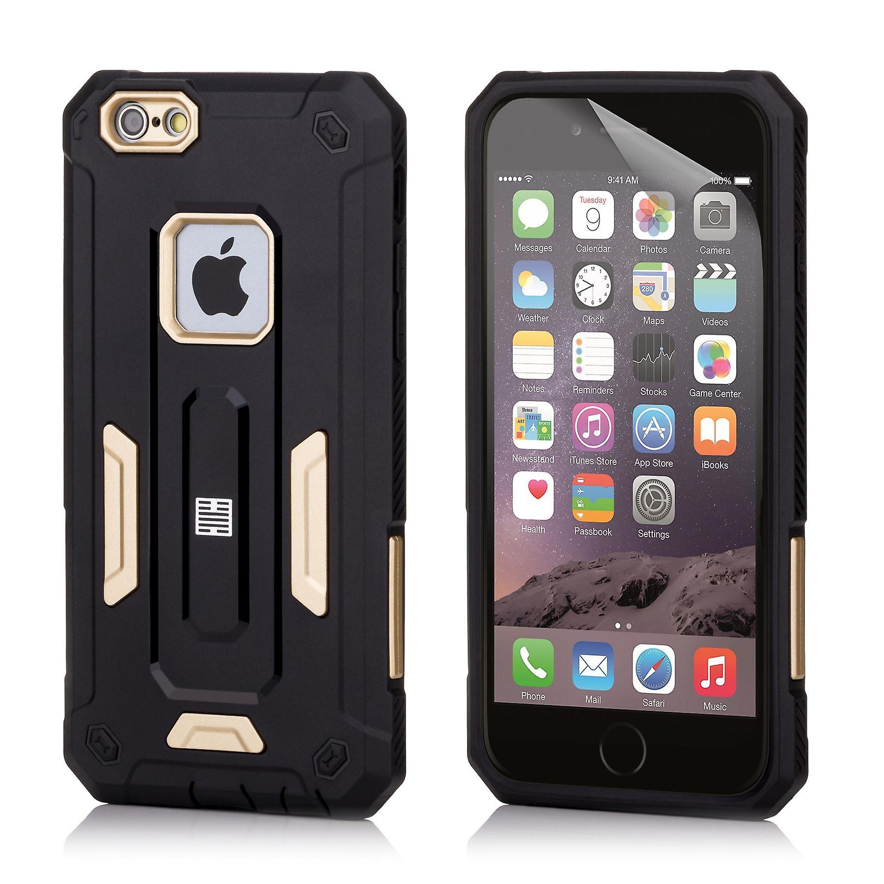 32nd Hard Defender case for Apple iPhone 6 6S - Gold