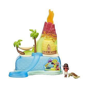 Disney Princesse Moana Island Adventure Kids Play Set comprend la figure de tortue