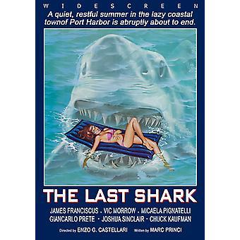 Last Shark [DVD] USA import