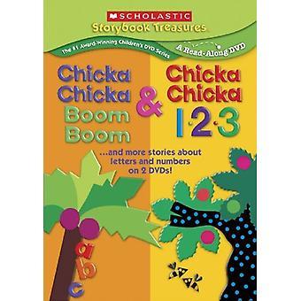 Importación de USA de Chicka Chicka 2 [DVD]