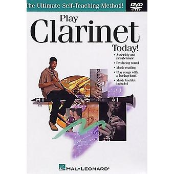 Play Clarinet Today! [DVD] USA import