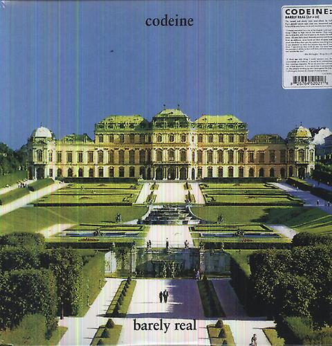 Codeine - Barely Real (Vinyl) [Vinyl] USA import
