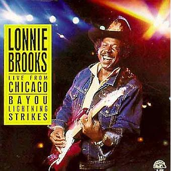 ロニー ・ ブルックス - シカゴ バイユー Lightn からライブ [CD] USA 輸入
