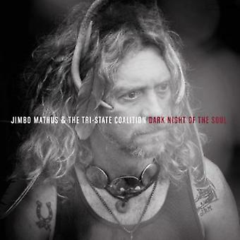 Jimbo Mathus & the Tri-State Coalition - Dark Night of the Soul [CD] USA import