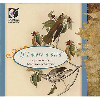 If I Were a Bird: A Piano Aviary - If I Were a Bird [CD] USA import