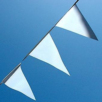 White Triangular Bunting