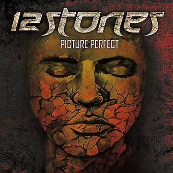12 stones - importação de imagens perfeita [CD] EUA