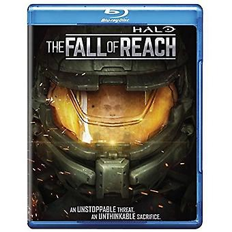Halo: The Fall of Reach [Blu-ray] USA import