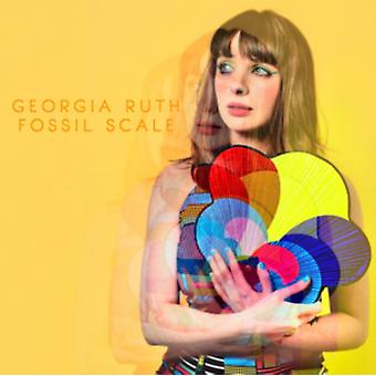 FOSSIL SCALE [VINYL] by Georgia Ruth