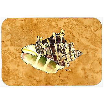 Carolines Schätze 8658-CMT Shell Küche oder Bad Mat 20 x 30-8658
