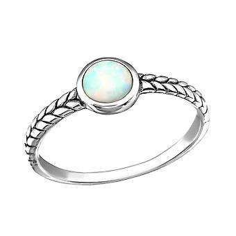 Rotondo - 925 Sterling Silver Cubic Zirconia anelli - W30659X