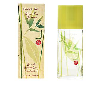 Elizabeth Arden grønn te bambus Edt Spray 100 Ml For kvinner