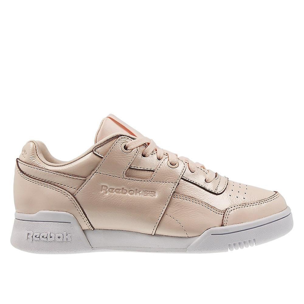 Reebok W LO Plus Iridescent CM8951 universal all year women shoes utuKM