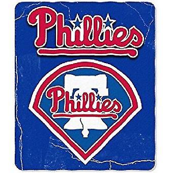 Philadelphia Phillies MLB foudre Nord-Ouest Fleece Throw