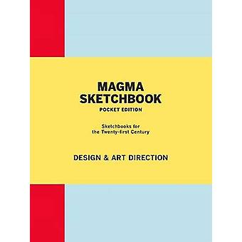 Magma Sketchbook Design  Art Direction Mini edition by Magma Magma