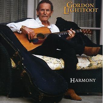 Gordon Lightfoot - importer des USA de l'harmonie [CD]