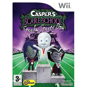 Caspers Scare School - Spooky Sports Day (Wii) - Nouveau