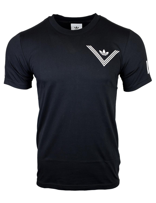 Adidas Originals X White Mountaineering One Point Black T-Shirt BQ0947