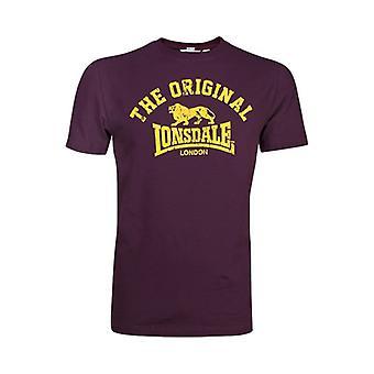 Lonsdale Herren T-Shirt Original