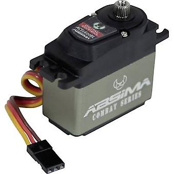 Absima Standard servo ACS1620BL Digital servo Connector systemet JR