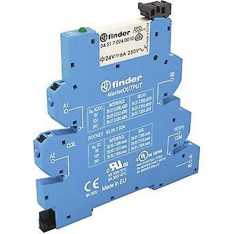Finder 39.51.0.012.0060 Crossbar switch 12 V DC, 12 V AC 6 A 1 maker 1 pc(s)