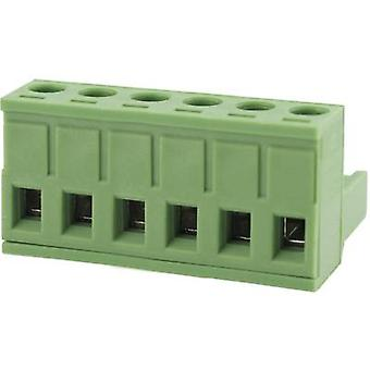 Degson Pin enclosure - cable Total number of pins 3 Contact spacing: 5.0 mm 2EDGK-5.0-03P-14-00AH-1 1 pc(s)