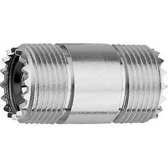 Telegärtner J01042A0637 BNC adapter UHF socket - UHF socket 1 pc(s)