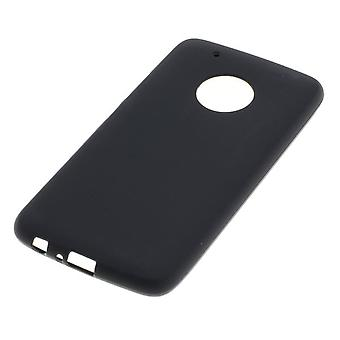 Mobile case TPU protection case bumper shell for Motorola Moto G5 plus black