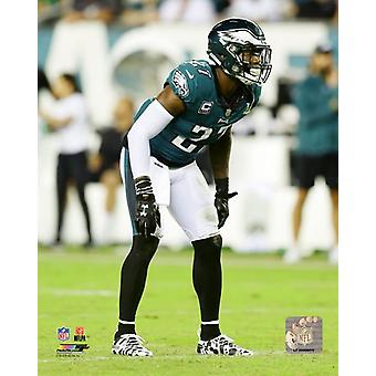 Malcolm Jenkins 2018 Action Photo Print