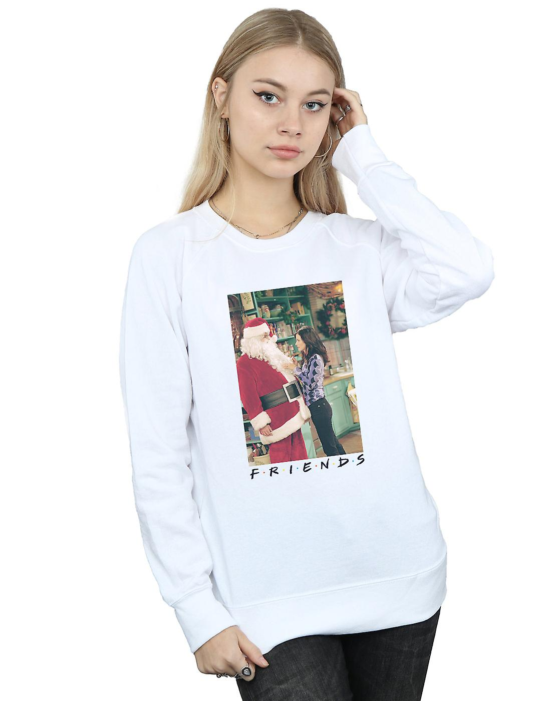 Friends Women's Chandler Claus Sweatshirt