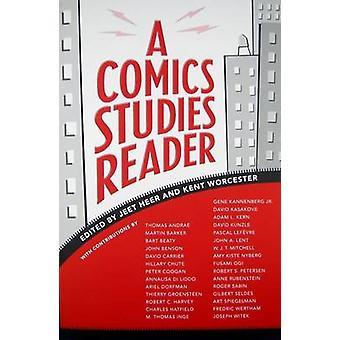 Een lezer van de Studies Comics door Jeet Heer - Kent Worcester - 9781604731095