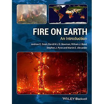 Feuer auf der Erde - eine Einführung von Andrew C. Scott - D. M. J. S. Bowma