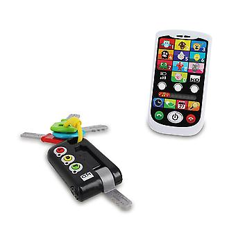 Tech Too Smartphone and Keys Pack of 2 (S13980)