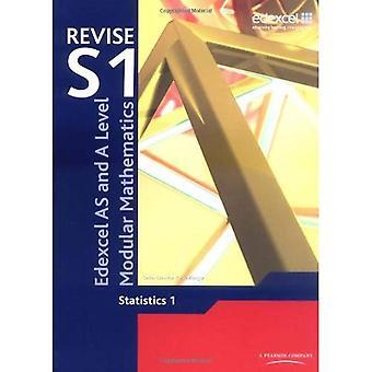 Réviser les mathématiques niveau modulaire Edexcel AS et A - statistiques 1