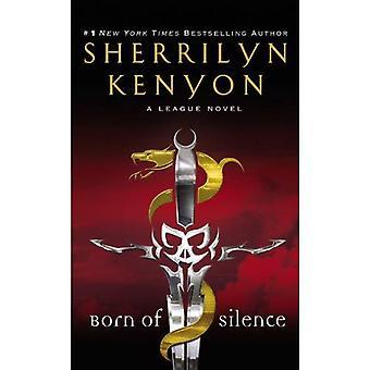 Nacido del silencio (Liga de novelas