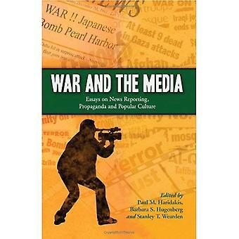 Guerra e a mídia: ensaios sobre a reportagem de notícias, Propaganda e Cultura Popular