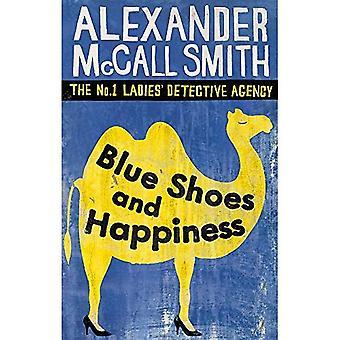 Blauwe schoenen en geluk (nr 1 dames Detective Agency 7)