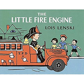 The Little Fire Engine [Board book]