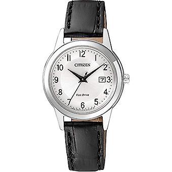 Citizen ladies quartz wrist watch leather-FE1081-08A