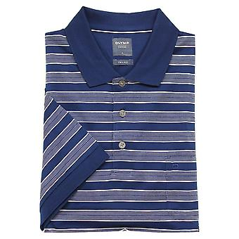 OLYMP Polo Shirt 5404 32 17 Blue
