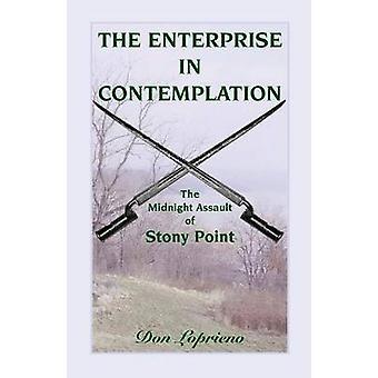Företaget i kontemplation midnatt anfallen av Stony Point av Loprieno & Don