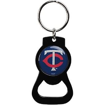 Minnesota Twins MLB Bottle Opener nøgle kæde