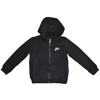Nike Little Boys Club Fleece Full Zip Hoodie - B518-023