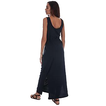 Womens Vero Moda Daina Maxi Dress In Night Sky