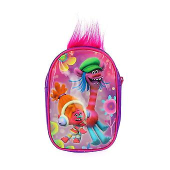 Trolls Movie Novelty Filled Pencil Case