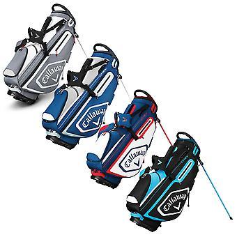 Callaway 2019 Chev stand lichtgewicht 5-weg stijlvolle Golf Bag