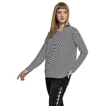 Urban Classics Women's Long sleeve shirt oversize