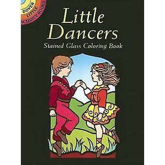 Little Dancers - Stained Glass Coloring Book by Marty Noble - 97804864